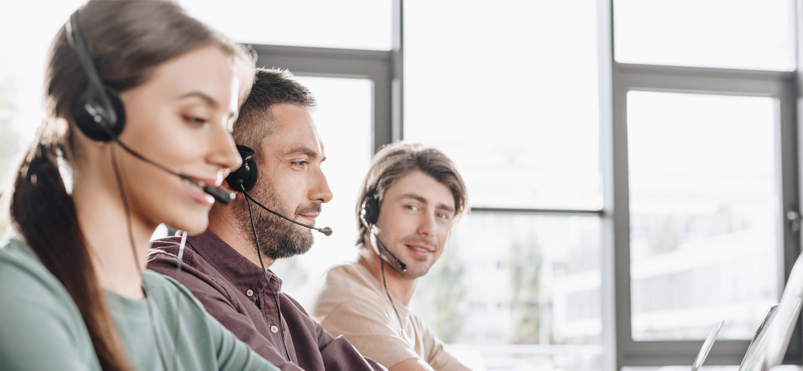 Solutions en Call Center